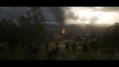 Red Dead Redemption 2 - Trailer 3