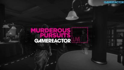 GRTV klämmer lite på Murderous Pursuits