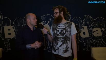 GRTV intervjuar Id Softwares Tim Willits