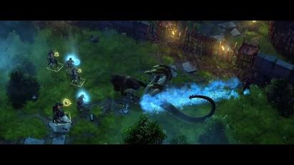 Pathfinder: Kingmaker - Music Trailer