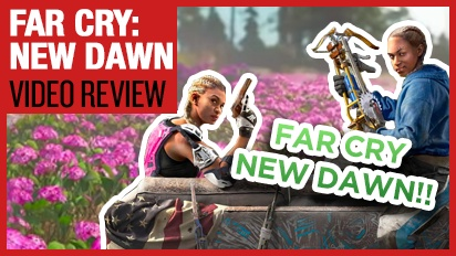 GRTV videorecenserar Far Cry: New Dawn