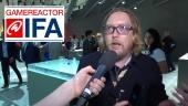 GRTV på IFA 2019:  Vi kikar på Sony Xperia 5
