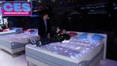 GRTV på CES 2020: Sleep Number