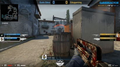 HyperX League 2v2 - Edugaming vs Guds Gåva on Inferno