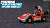GRTV packar upp Mario Kart Live: Home Circuit