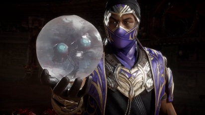 Mortal Kombat 11: Ultimate - Official Rain Gameplay Trailer