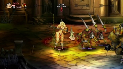 Dragon's Crown - Amazon Trailer