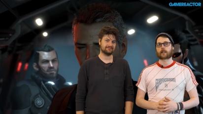 Deus Ex: Mankind Divided Video Preview 2 - Dialog och Karaktärer