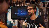 Styx: Shards of Darkness - Julien Desourteaux-intervju