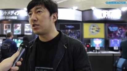 The Silver Case Remastered - Suda51 Interview