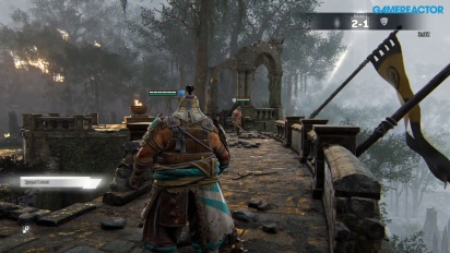 For Honor - Vi spelar Shugoki i For Honor