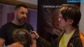 Tekken 7 - Vi pratar med Andreas Juliusson under Nordic Tour 2017
