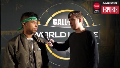 Call of Duty World League (Atlanta) - Intervju med Kenny