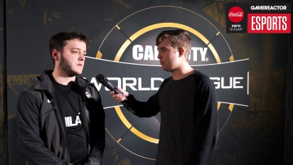 Call of Duty World League (Atlanta) - Intervju med Wuskin