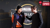 Call of Duty World League (Atlanta) - Intervju med Aqua