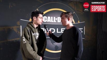Call of Duty World League (Atlanta) - Intervju med ZooMaa