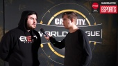 Call of Duty World League (Atlanta) - Intervju med Rated
