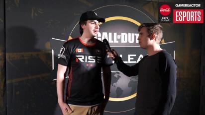 Call of Duty World League (Atlanta) - Intervju med Gunless