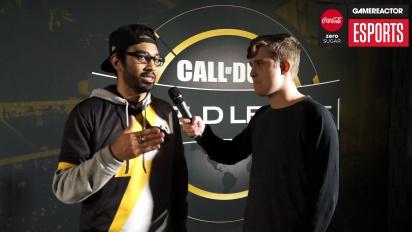 Call of Duty World League (Atlanta) - Intervju med Goonjar