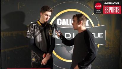 Call of Duty World League (Atlanta) - Intervju med Bance
