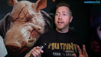 GRTV intervjuar teamet bakom Mutant Year Zero: Road to Eden