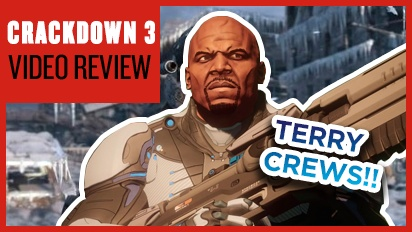 GRTV videorecenserar Crackdown 3