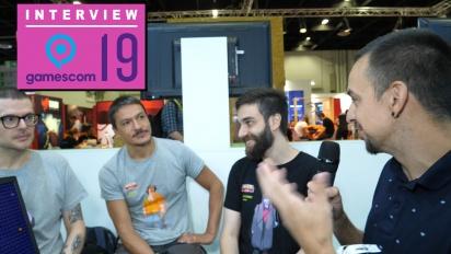 Pride Run - Giacomo Guccinelli, Ivan Venturi, and Mauro Interview