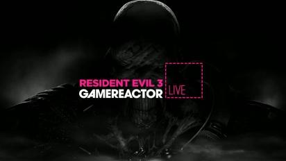 GRTV spelar Resident Evil 3