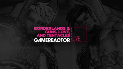 GRTV spelar Borderlands 3 - Guns, Love and Tentacles