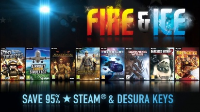 Bundle Stars - The Fire and Ice Bundle