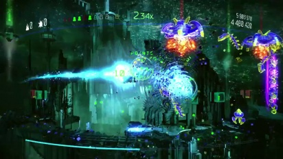 Resogun - Wipeout Expansion Trailer