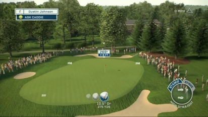 Tiger Woods PGA Tour 13 - Raw Gameplay Trailer