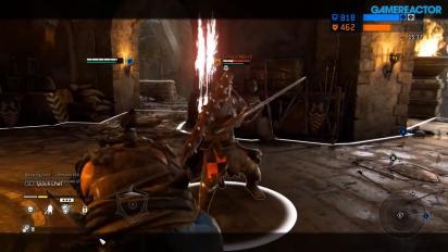 For Honor - Dominion Shugoki Gameplay
