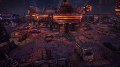 Gears of War 4 -  March Update: Diner, Old Town, Ranked Lobbies