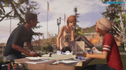 Vi klämmer på Life is Strange: Before the Storm