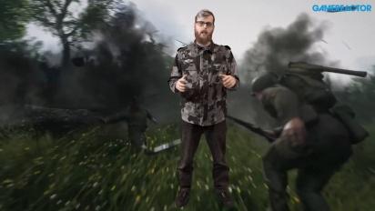 Vi ska spela Call of Duty: WWII