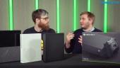 Vi korkar upp kartongen till Xbox One X