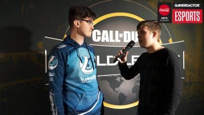 Call of Duty World League (Atlanta) - Intervju med Octane