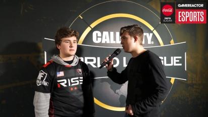 Call of Duty World League (Atlanta) - Intervju med TJHaLy