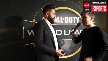 Call of Duty World League (Atlanta) - Intervju med Miles Ross