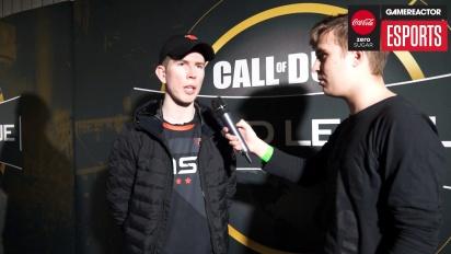 Call of Duty World League (Atlanta) - Intervju med Looney