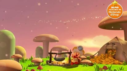 Captain Toad: Treasure Tracker - Overview Trailer