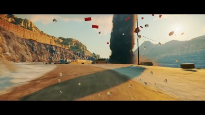 Just Cause 4 - Tornado Gameplay Trailer