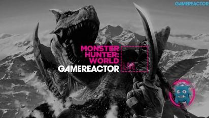 GRTV klämmer lite mer på Monster Hunter: World till PC