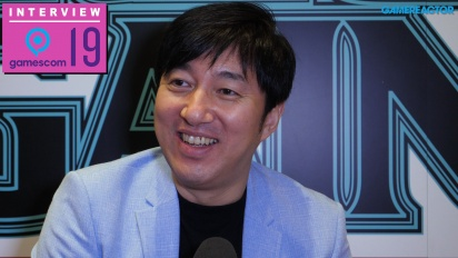 GRTV på Gamescom 19: Intervju med Suda51 om Travis Strikes Again: No More Heroes