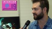 GRTV på Gamescom 19: Intervju med folket bakom Warhammer 40,000: Mechanicus