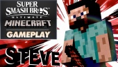 GRTV testar Super Smash Bros Ultimate x Minecraft