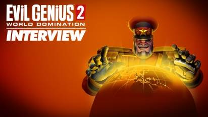 GRTV pratar med teamet bakom Evil Genius 2: World Domination