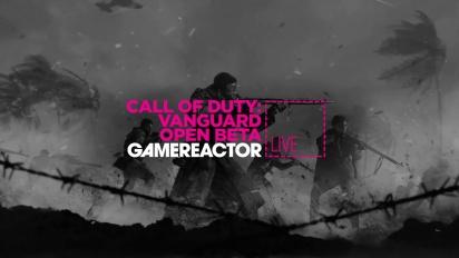 Call of Duty: Vanguard Open Beta - Livestream Replay