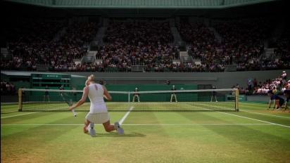 Grand Slam Tennis 2 - Wimbledon Trailer